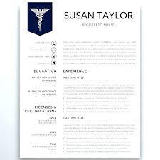 Modern Professional Resume Modern Professional Resume Nurse Resume ...
