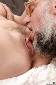 Hardcore sex with grand father