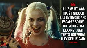 Harley Quinn Quotes Mesmerizing Harley Quinn Quotes MagicalQuote