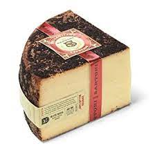 Dry jack cheese is made with a longer cook and stir time to dry out the curds, then it is pressed in a cloth without cheese molds. Sartori Espresso Bellavitano Reserve Cheese 1 Pound Amazon Com Grocery Gourmet Food