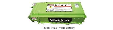 Prius Hybrid Battery in Jacksonville FL | Green Bean Battery Company