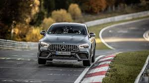Trim family base c r. 2021 Mercedes Amg Gt 63 S 4 Door Coupe Made Faster Nurburgring Proves It