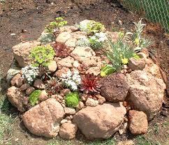 Small Picture How To Make A Small Rock Garden CoriMatt Garden