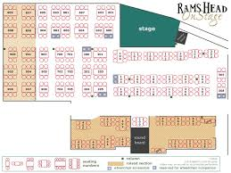 Rams Head On Stage Seating Chart Frequently Asked Questions Rams Head On Stage