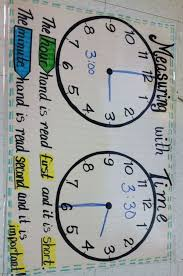 Telling Time Anchor Chart 20 Time Worksheets 1st Grade Pictures And Ideas On Weric