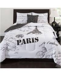white king quilt set. Exellent White Paris Reversible Comforter Set In BlackWhite BLACKWHITE  KING  And White King Quilt N