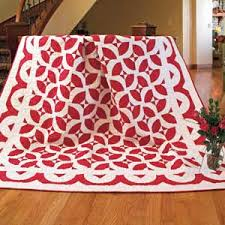 Possibilities: FREE Red & White Lap Quilt Pattern Download & Infinite Possibilities: FREE Red & White Lap Quilt Pattern Download Adamdwight.com
