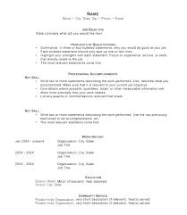 Template Functional Format Resume Example Examples Of Resumes