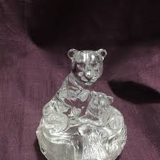 italian rcr royal crystal rock lion cub sculpture familes de cristal wildlife italy gift idea free usa shipping s on us everything vine