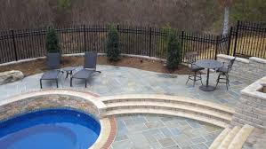 Trends In Pool Deck Materials  Ask The Landscape Guy - Exterior decking materials
