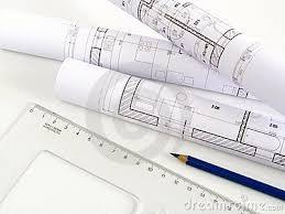Sketch House Plan Stock Illustration   Image