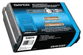 Dayco Serpentine Belt Chart Dayco Poly V Serpentine Belts