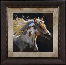 art framed horse wall art shocking spirit horse framed art prints paintings wall decoration white black