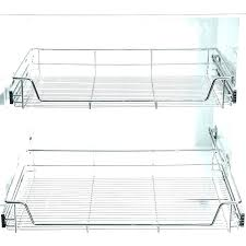 wire baskets for pantry sliding wire ts for pantry pull out shelves cabinets wire baskets pantry