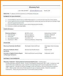 Pharmacy Technician Resume Templates Delectable Pharmacy Technician Resume Pharmacy Tech Resume Templates Pharmacy