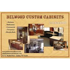 Custom Kitchen Cabinets Dallas Enchanting Belwood Cabinets Cabinetry 48 S Haskell Ave East Dallas