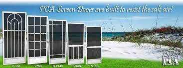 front doors with storm door. Screen Doors Orlando Florida Front With Storm Door R
