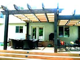 E Deck Canopy Ideas Awning  Canopies And Gazebos Outdoor