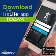 isagenix measurement tracker isalife app now available