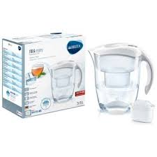 brita elemaris meter xl water filter jug from argos