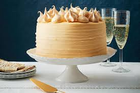 The Ultimate Special Champagne Layer Cake Canadian Living