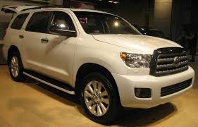 File:2008 Toyota Sequoia Platinum DC.JPG - Wikimedia Commons