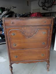 antique dresser with wooden wheels xyberworks pertaining to