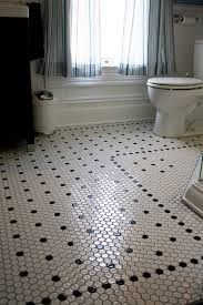 ... Charming Design Hex Tile Floor Luxury Ideas Bathroom ...