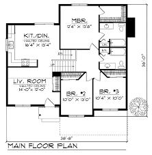 montgomery homes split level floor plans house