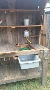 95 Best Potting Bench Plans Images On Pinterest  Potting Tables Plans For A Potting Bench