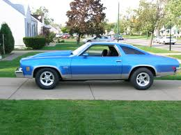 Chevrolet Chevelle 1974 photo and video review, price ...
