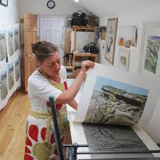 The Pinnacle at Froggatt Edge – Derby Print Open