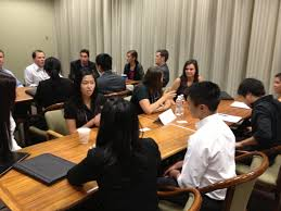 bba career networking f irom mccombs school of business conocophillips