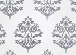 damask wallpaper stencil damask wall dcor by idealstencils