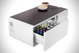 Beer Cooler Coffee Table This Amazing Coffee Table Keeps Beers Cold Plays Music And Even