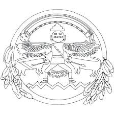 Native American Coloring Pages Pdf Coloring Pages Free Printable