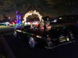 Vasona Holiday Lights Fantasy Of Lights By Datsun Roadster Datsun Roadster Forum
