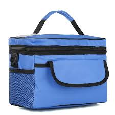 <b>SANNE</b> 600D Oxford 6.7L Medium Thermal Insulated Lunch Box ...