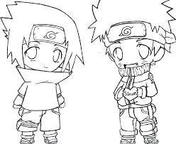naruto coloring pages naruto coloring pages sasuke