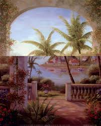 vivian flasch tropical terrace ii