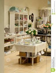 Small Picture Home Decor And Dishes Shop Royalty Free Stock Image Image 30651536