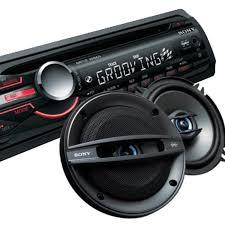 sony car stereo. sony stereo car