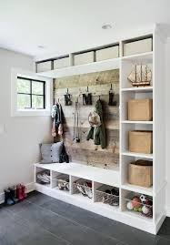 Nice Laundry And Mud Room Combo  Dryer Aka The Clean Hamper Mud Rooms Designs
