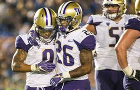 UW's Myles Gaskin keeps collecting milestones — and attention — in leading  the way to win over UCLA | The Seattle Times