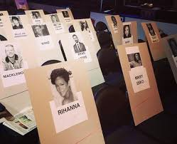 Grammys 2017 Seating Chart Pictures Of The Week Capital