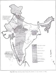 essay on soil erosion factors types causes and effects map showing areas facing the problem of soil erosion in