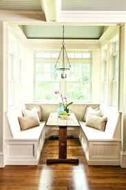 breakfast nook furniture ideas. Dining Room Nook Cozy Breakfast Decor With Wooden Table Double Bench Flower High Definition Furniture Ideas O