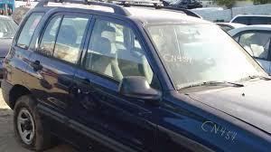 2000 Chevrolet Tracker Auto Parts Inventory Standard Auto Wreckers ...
