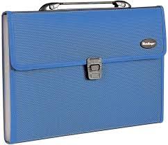 <b>Berlingo Папка</b>-портфель <b>Standard</b> 13 отделений цвет синий ...