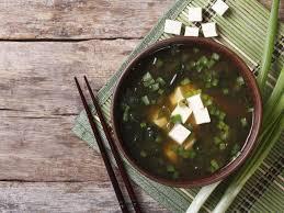 miso soup anese